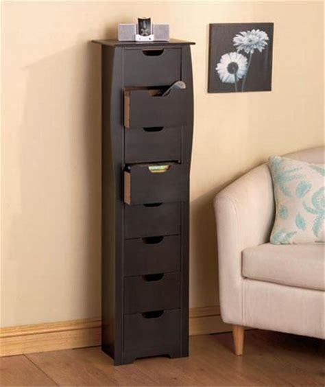 shadow box bookcase narrow bathroom floor cabinet slim