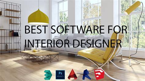 Best Software Best Software For Interior Designer