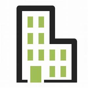 Office Building 2 Icon & IconExperience - Professional ...