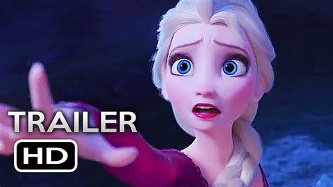 frozen  official trailer   disney animated