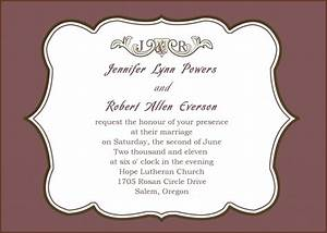 formal attire wedding invitation sunshinebizsolutionscom With wedding invitations wording formal attire