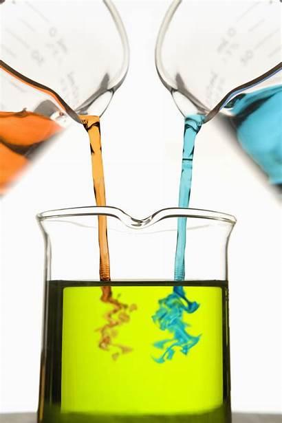 Reaction Chemistry Chemical Science Energy Miscibility Liquids