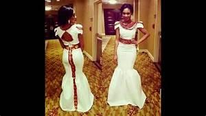 Modeles de robes dress magnifiques youtube for Robe pour mariage cette combinaison collier femme