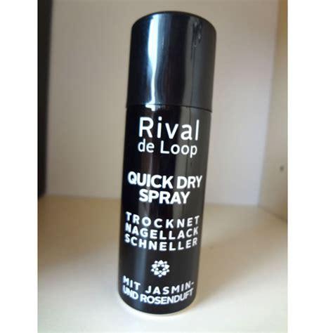 spray nagellack schneller trocknen test nagellack schnelltrockner rival de loop spray testbericht honigerdbeere