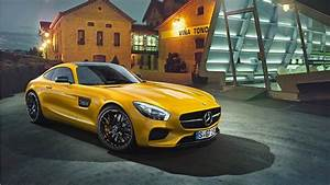2015, Mercedes, Benz, Amg, Gt, Wallpaper