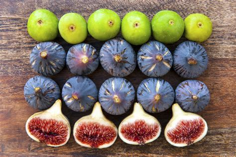types of figs guide to common varieties and types of figs