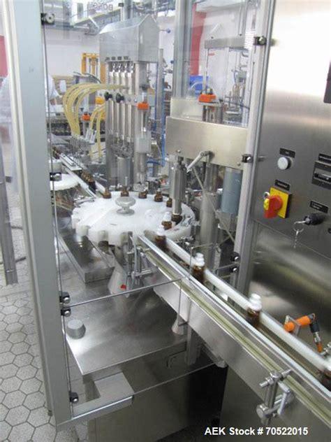 bosch mrf  bottle fillingclosing machin