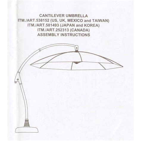 ace hardware offset patio umbrella replacement canopy cantilever 538152 garden winds