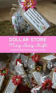 dollar store may day gift idea create a and