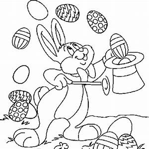 Dessin A Imprimer De Paques : 20 dessins de coloriage lapin de paques gratuit imprimer ~ Melissatoandfro.com Idées de Décoration