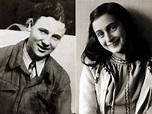 Trust me, I'm the Doctor.: Anne Frank & Peter Van Pels.