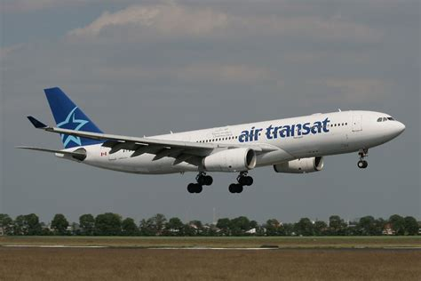 Air Transat Fleet Airbus A330-200 Details and Pictures ...