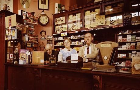 letters cigarette displays  shops banned telegraph