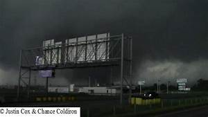 The first 10 minutes of the Moore EF5 Tornado (5/20/2013 ...