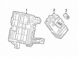 Chevrolet Suburban Fuse Box  Panel  Instrument  Adjust