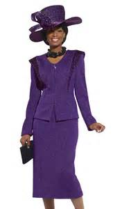 Donna Vinci Church Suits First Lady