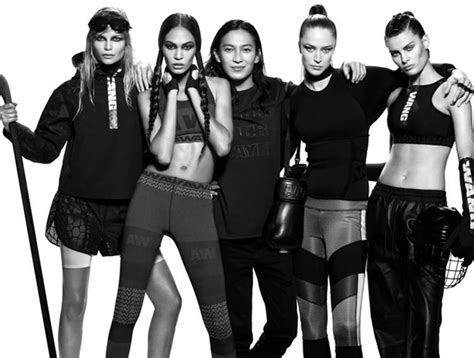 Alexander Wang X H&m  Store Listing + How To Shop In Hong
