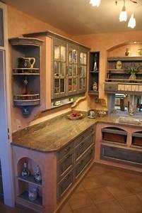 Küchen Landhausstil Mediterran : wohnideen interior design einrichtungsideen bilder landhausstil k che landhausk chen und ~ Sanjose-hotels-ca.com Haus und Dekorationen