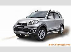 Daihatsu Terios 2017 15 4WD Price & Specifications