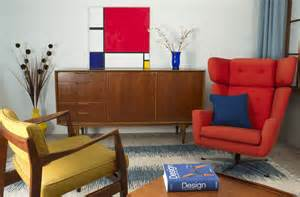 using primary color palettes midmod decor - Color Palettes For Home Interior