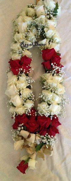 images  indian wedding garlands  pinterest