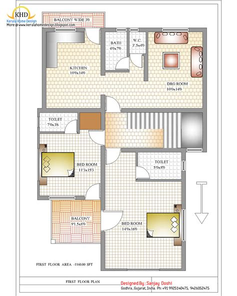 house layout program duplex house plan and elevation 2310 sq ft indian