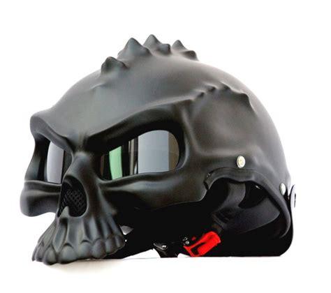 motorradhelm harley davidson masei matt black skull 489 motorcycle chopper helmet for harley davidson biker helm