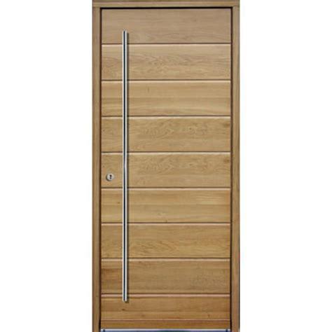 porte d entrée en bois porte d entr 233 e en bois massif 224 isolation thermique int 233 gr 233 e gavarnie mab