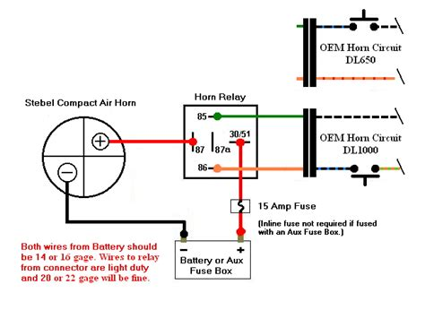 stebel air horn wiring 101 mgb fuse box video