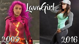 The Adventures of Sharkboy and Lavagirl Before and After ...