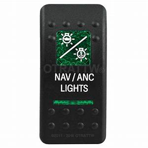 High Quality Otrattw Contura Ii Ink Printed Upper Independent Led Rocker Switches