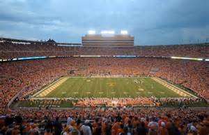 Tennessee University Football Stadium