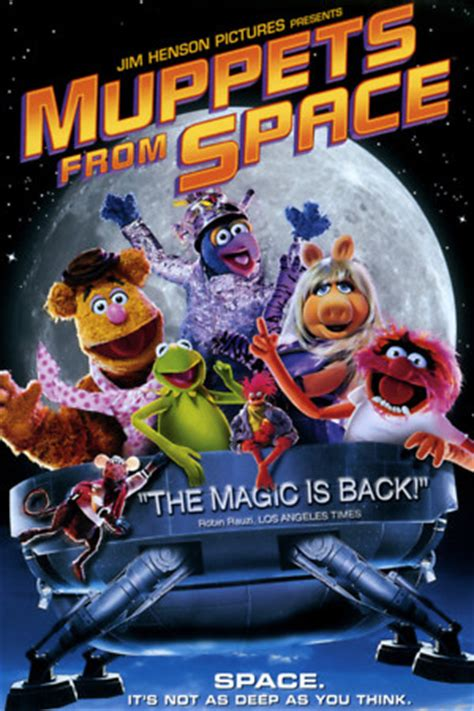 Muppets From Space Dvd Release Date October 26, 1999