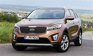Kia Paris : 2016 kia sorento paris preview shows deeply sexy new design with elements of k900 flagship to nose ~ Gottalentnigeria.com Avis de Voitures