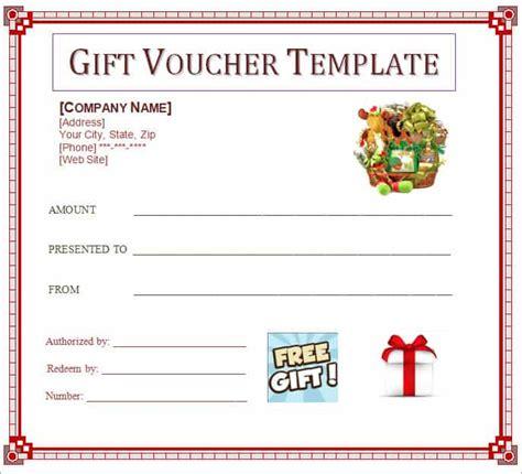 voucher templates word excel formats