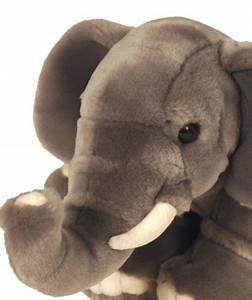 Peluche Elephant Geant : peluche elephant 45 cm ~ Teatrodelosmanantiales.com Idées de Décoration
