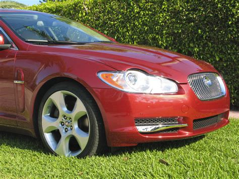 2009 Jaguar Xf Supercharged Gallery 301927