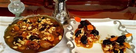 cuisine tunisienne par nabila quot mchalouat quot couscous aux quot osben quot quot mrouziya quot la sainte