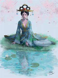 Chang'e - Smite (giveaway) by Sciamano240 on DeviantArt