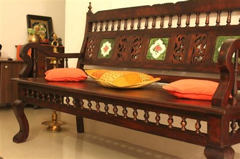 living room makeover  kerala style interior