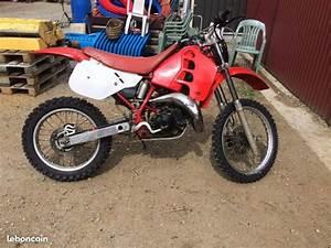 Honda 125 Crm : troc echange honda 125 crm nsr 2temps sur france ~ Melissatoandfro.com Idées de Décoration