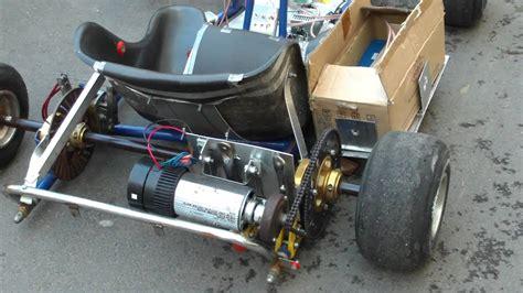 Electric Kart Motor by 1000 Watt Electric Go Kart Racer Lt