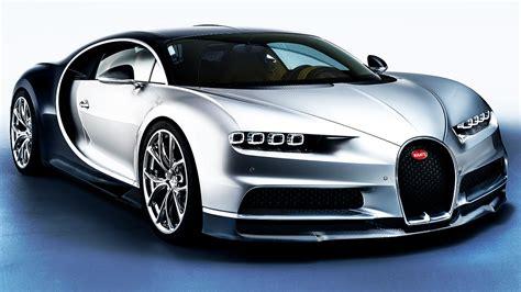 Exclusive First Look: Bugatti Chiron - World's Fastest