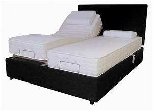 adjustable mazon virtali 20 electric adjustable base With bambillo adjustable massage bed