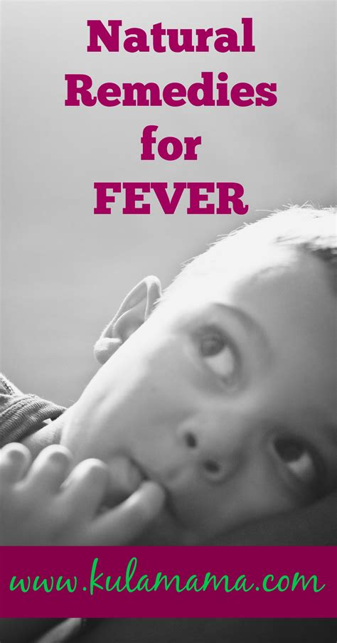 fever in preschoolers remedies for fever 681