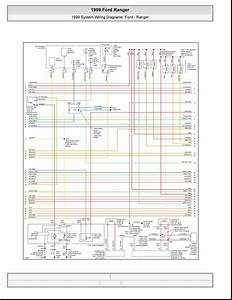 1999 Ford Ranger System Wiring Diagrams