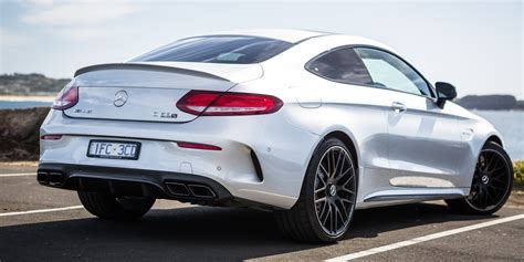 2017 Mercedesamg C63 S Coupe Review Caradvice