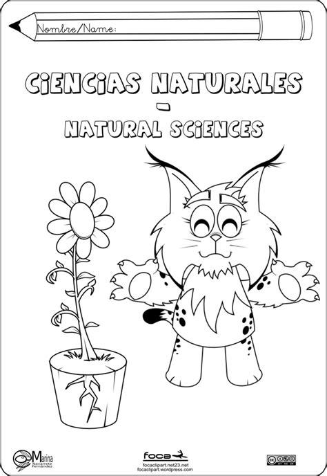 Caratulas De Ciencias Naturales Faciles De Hacer Del