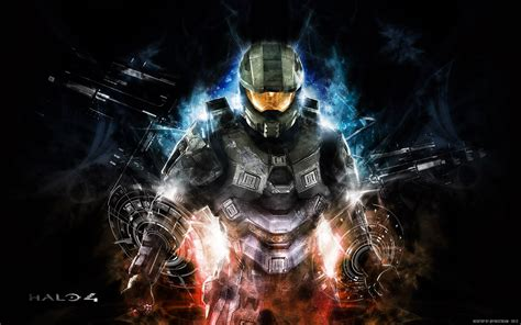Hd Wallpapers Blog Halo 4 Master Chief Wallpapers