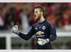 Man Utd news Jose Mourinho reveals David De Gea offer to